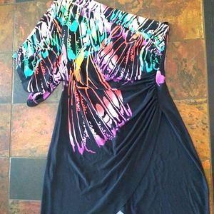 Bisou Bisou Assymetrical Dress